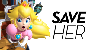 Everything about Peach pretty much sums up the archetypical princess