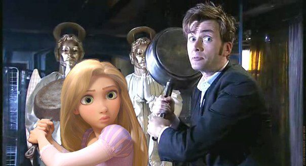 Disney Princess time Lord