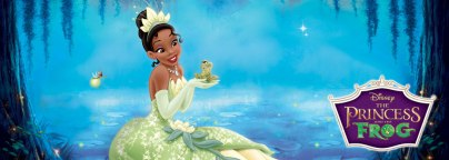 Love you Tiana, but can't help but wonder what could have been if Disney's first black princess movie had followed Thakane's plotline and that frog was telling you where to find the dragon.