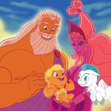 Hercules-Zeus-Hera-Pegasus
